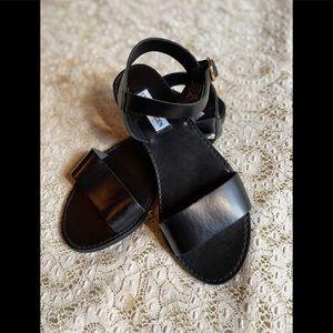 ☀️Steve Madden leather sandals☀️